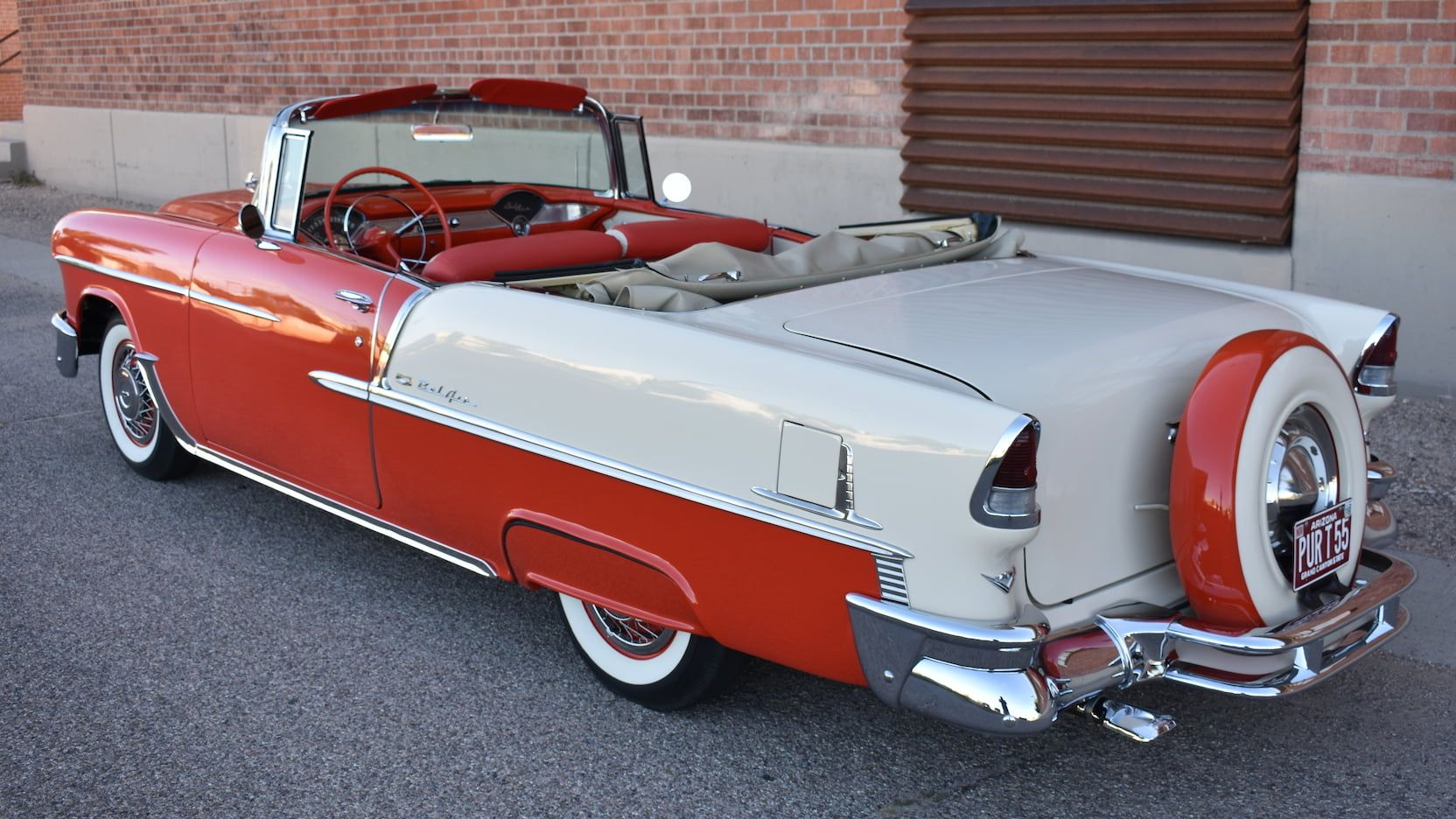 1955 Chevrolet Bel Air Convertible Classic Cars Chevrolet Bel Air 1955 Chevrolet
