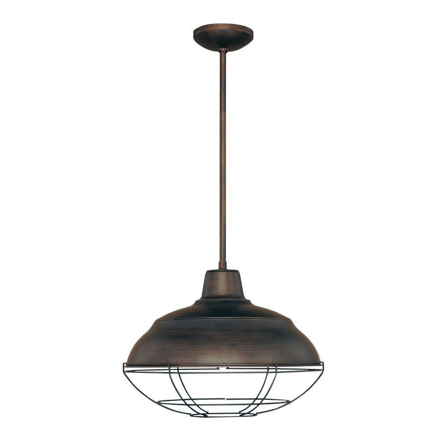 Shop millennium lighting in w neoindustrial rubbed bronze