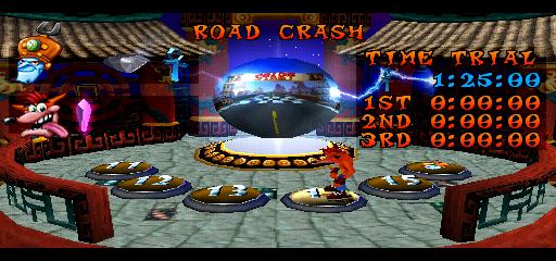 iso crash bandicoot psx español