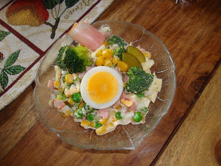 Brokkolisalat - Landkochbuch