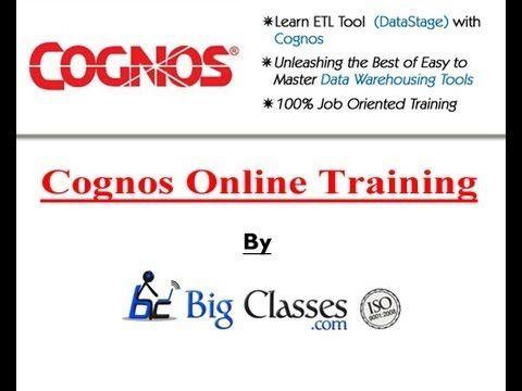wwwbigclasses/cognos-online-traininghtml BigClasses - training report