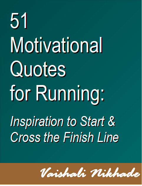 a book of motivational running quotes a supervisor at