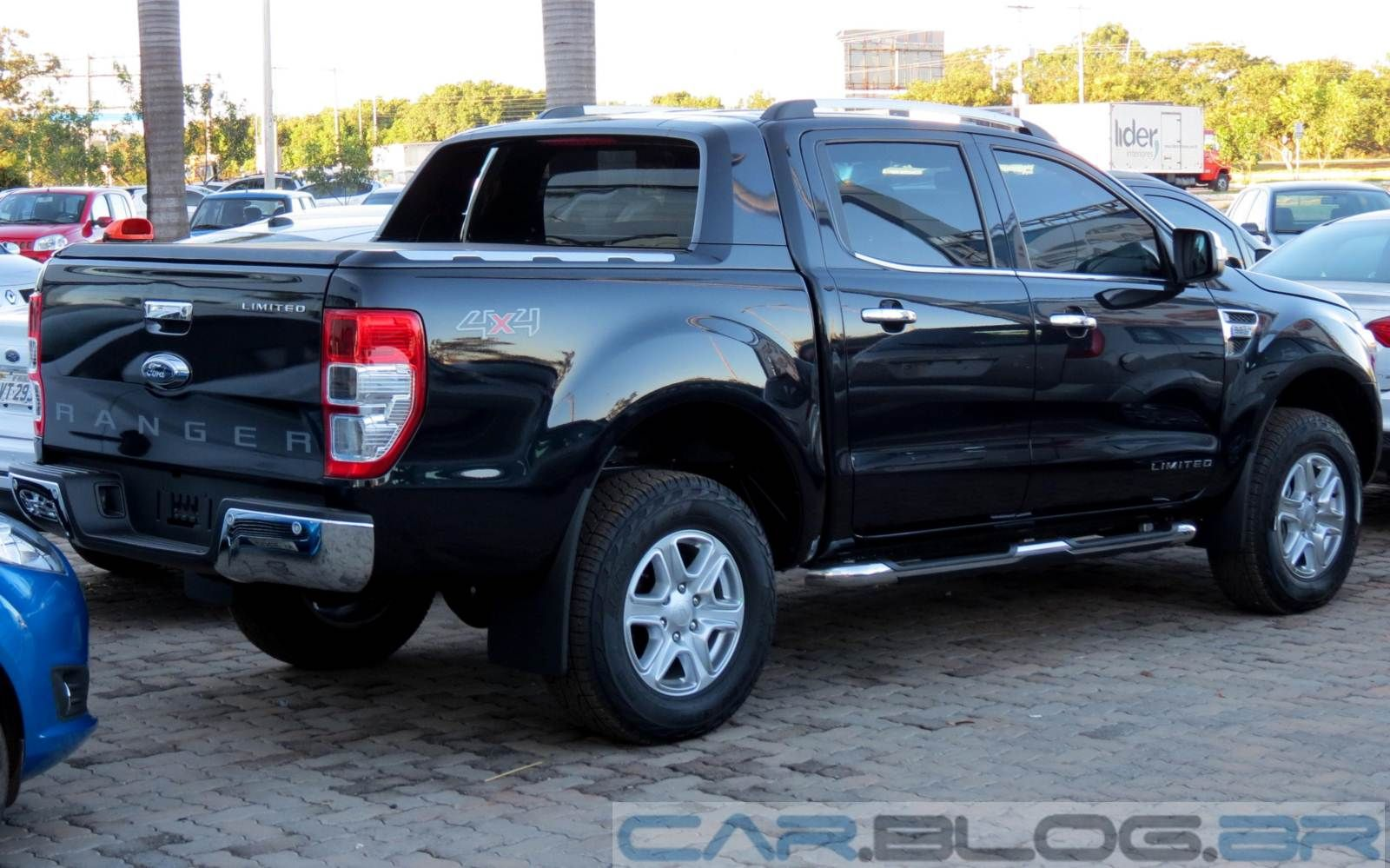 ford ranger 2015 limited plus2