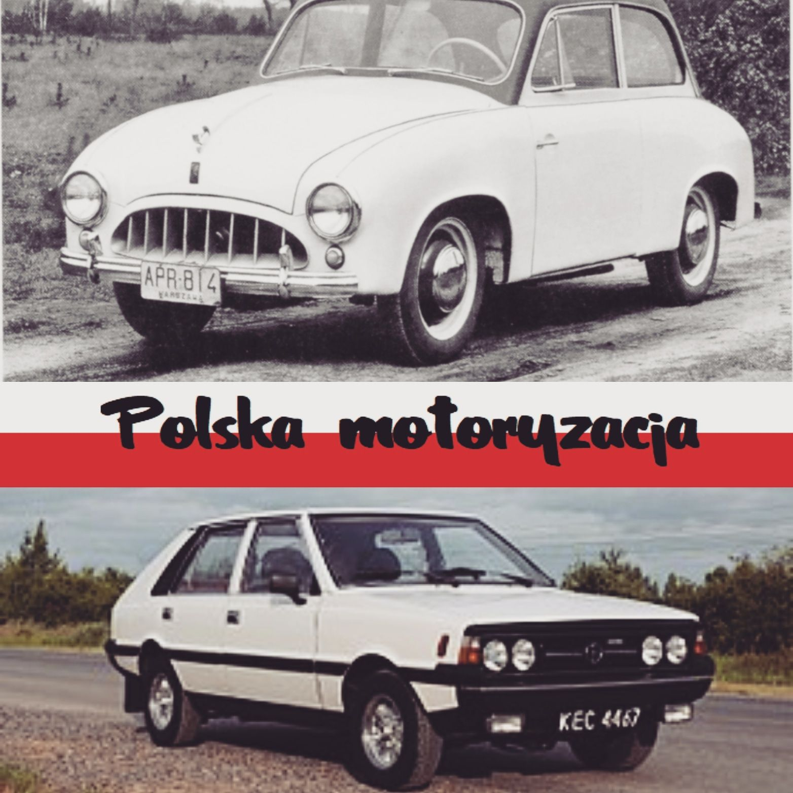 Made in Poland Syrena 100 & Polonez #autoadams #auto #Adam #S #