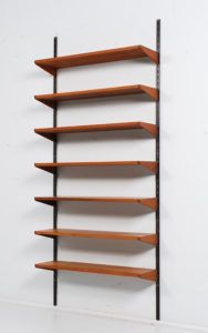 adjustable wall mounted shelving brackets pantry ideas pinterest rh pinterest ie  adjustable wall mounted shelving brackets