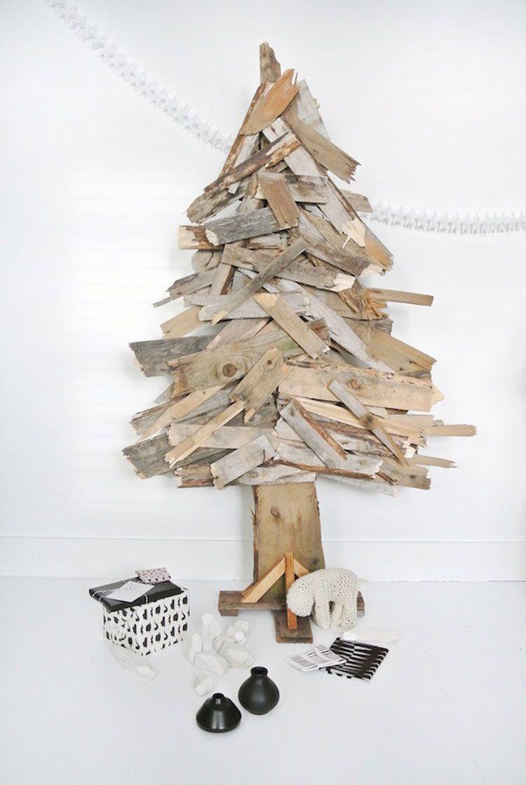 Idee Creative Per Natale come decorare casa per natale (con imágenes) | arbol de