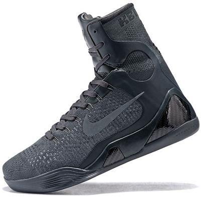 a56af0c53a14 Nike Kobe IX 9 Mens Basketball Shoes Carbon soot1