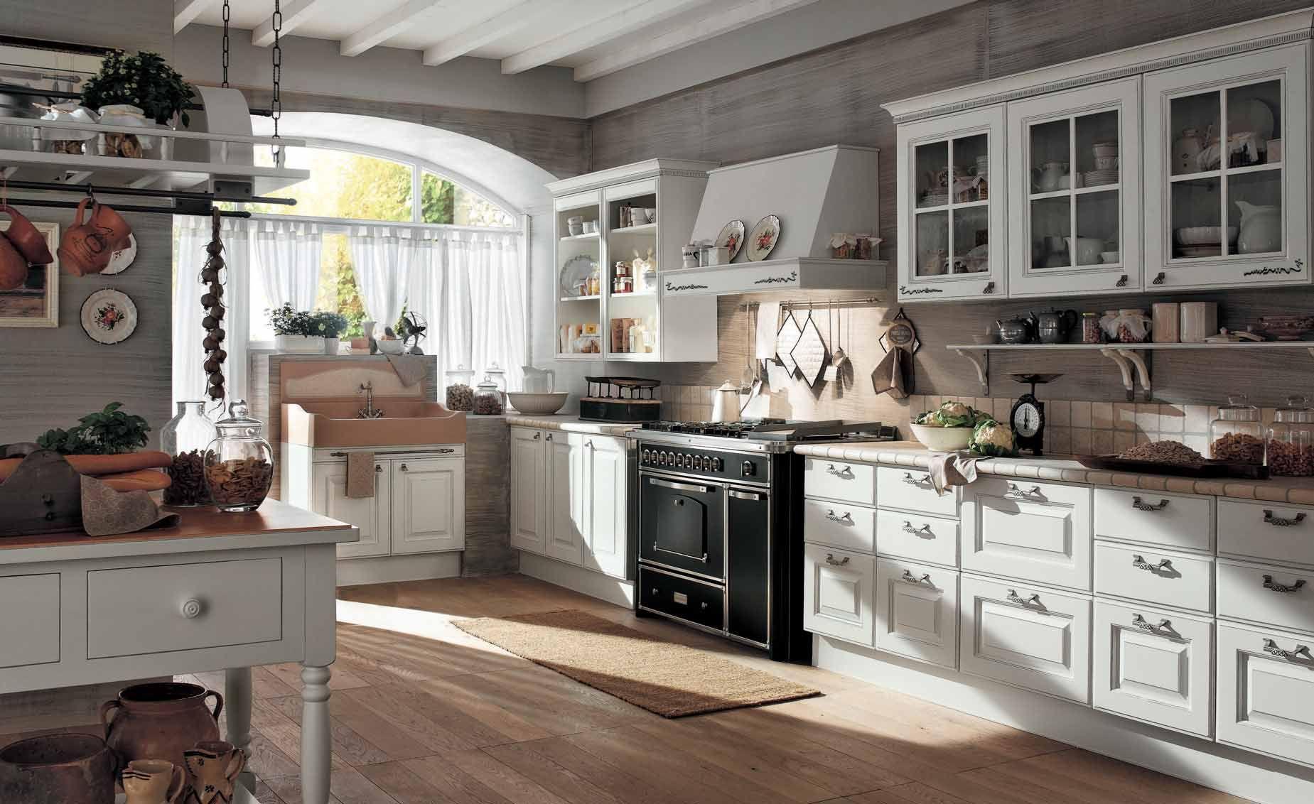 Classic Interiors Kitchen Designs From Berloni