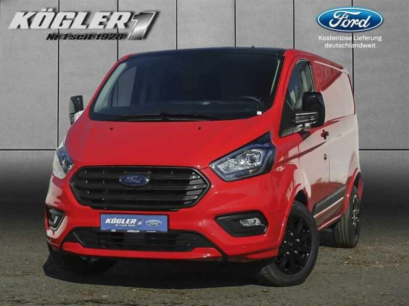 Ford Transit Custom Kasten 310 L1h1 Trend Color Ed Als Van