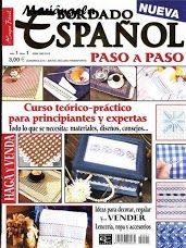 Revista de Bordado Espanhol
