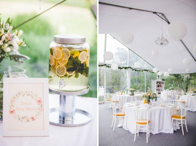 ślub Rustykalny Diy ślub Pod Namiotem Wedding Flowers Decor