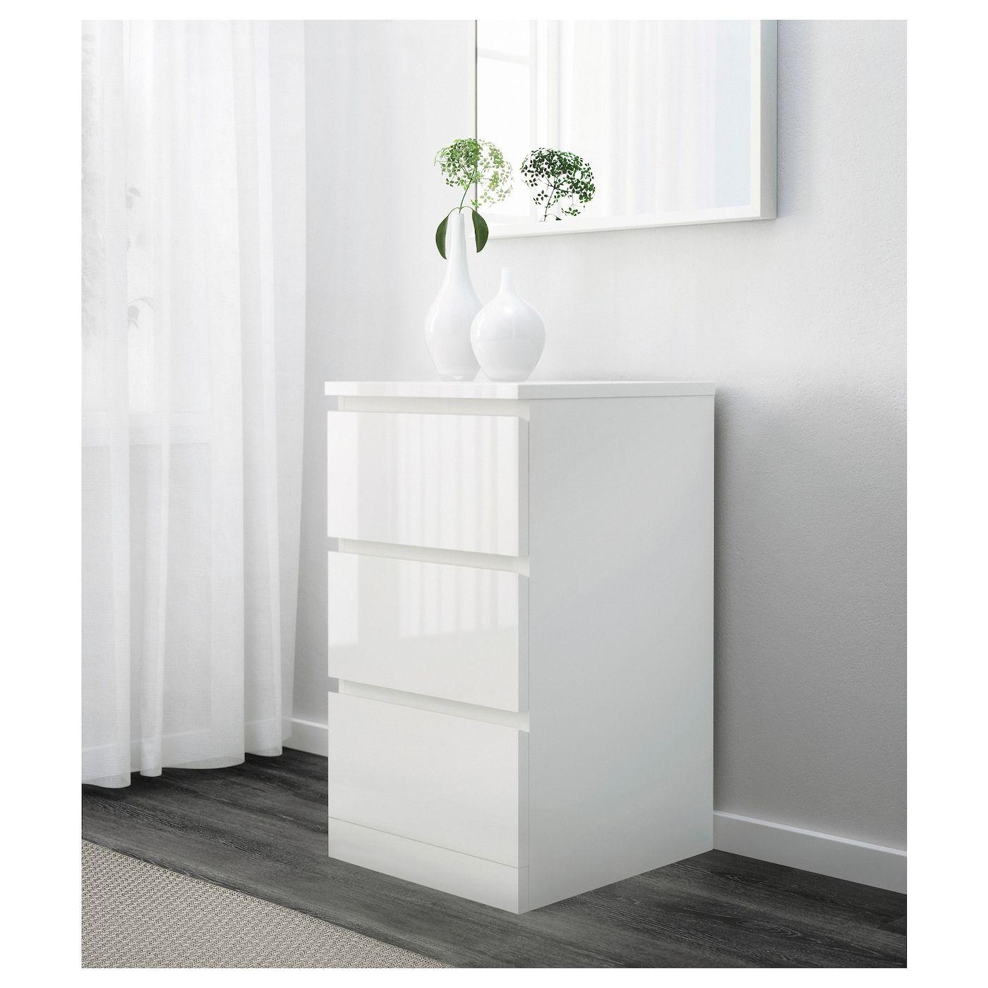 Ikea Kommode Hochglanz 2021