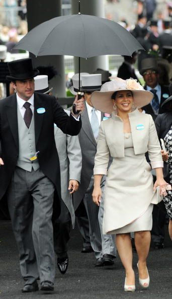 Princess Haya Bint Al Hussein of Jordan, Sheikha of Dubai