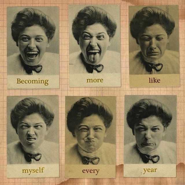'Till We Have Faces    ... digital collage produced as a postcard - edition of 5