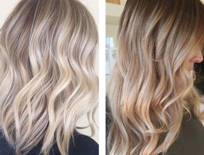 Best Hair Color For Fair Skin With Pink Undertones And Blue Eyes Hair