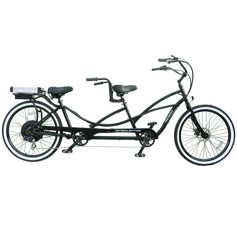 The Only Electric Bicycle Built For Two | Bikes | Electric