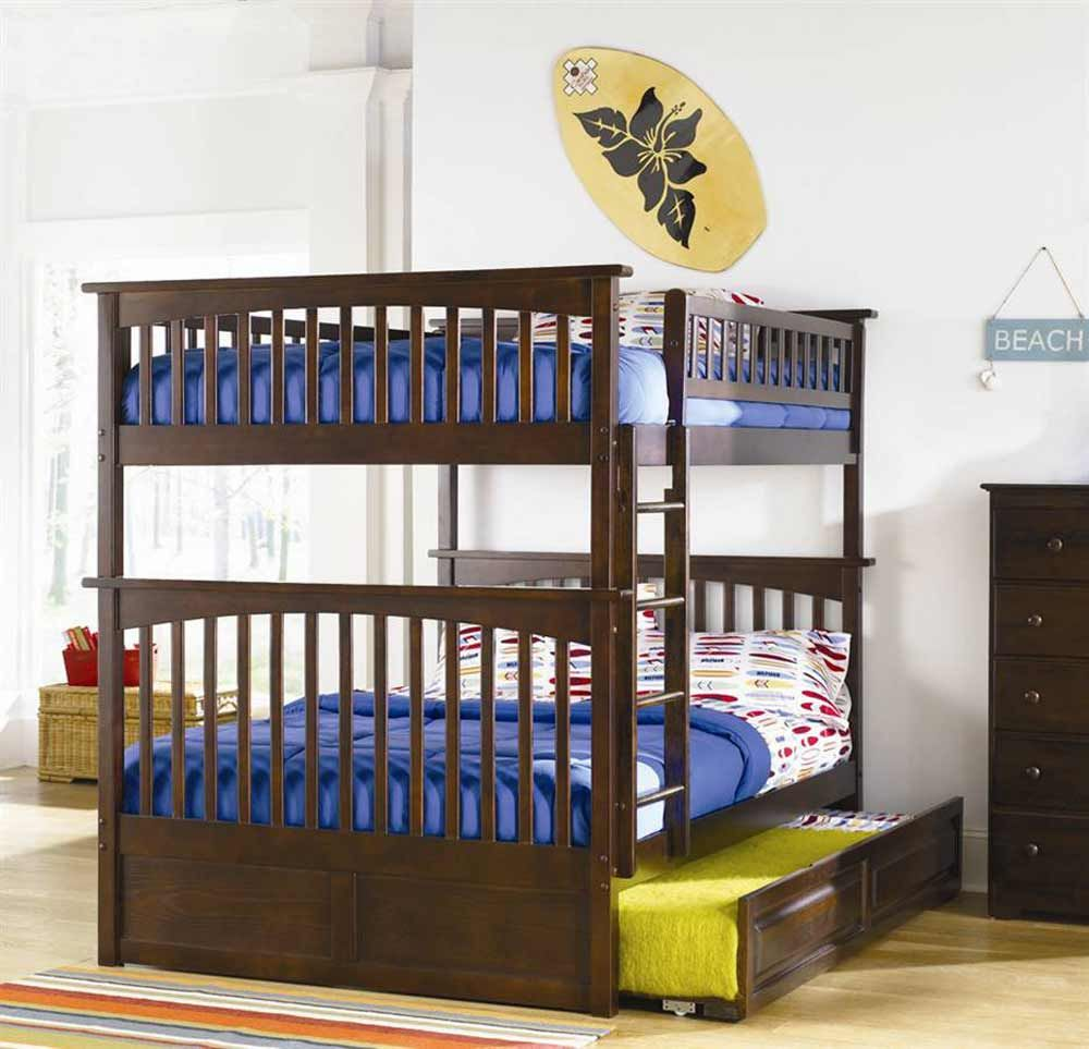 Triple bunk beds for teenagers - Variety Of Loft Beds For Adults With Integrated Ideas Triple Adults Bunk Beds In Solid