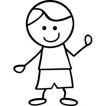 Family Stick Figure Boy Stick Figure Drawing Stick Drawings Stick Figures