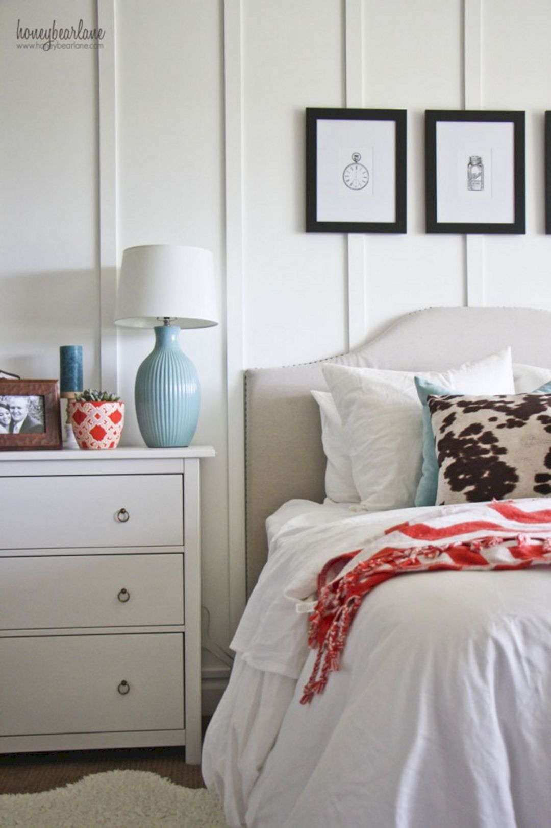 35 Modern Farmhouse Bedroom Designs For Comfortable Sleep Ideas