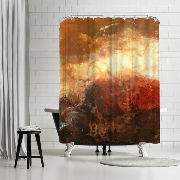 Autumn Warmth by Destiny Womack Shower Curtain #falldecor #autumn #homedecor #art #americanflat
