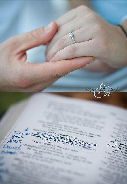 elizabeth nord christian engagement photos engagement