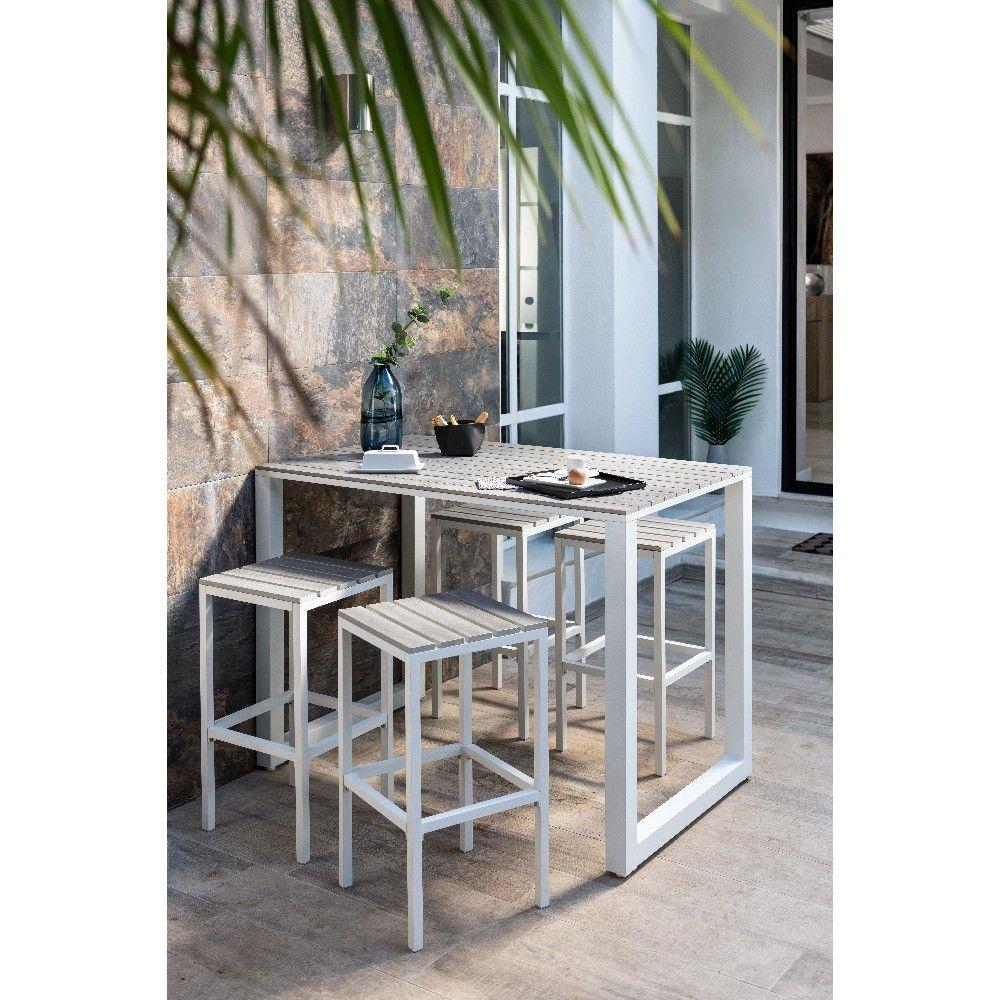 Mobilier De Jardin Pas Cher Gifi Mobilier De Salon Mobilier Terrasse Mange Debout Exterieur