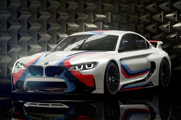 Bmw Vision Gran Turismo Takes M235i Racing To The Virtual Extreme W Videos Bmw Design Bmw Wallpapers Bmw