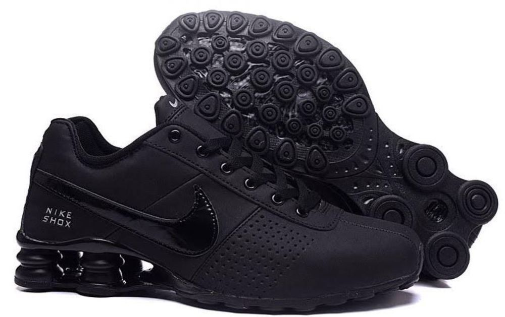 719736afa2d Men s Nike Shox Black Size 8  fashion  clothing  shoes  accessories   mensshoes  athleticshoes (ebay link)