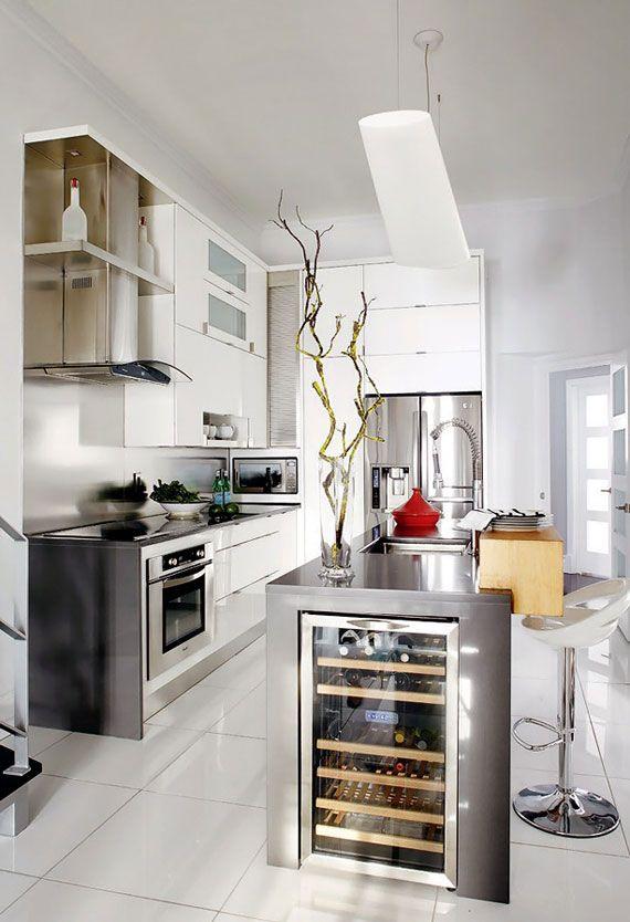 Modern Interior Design Pictures That Should Inspire You 2 Decor - einbauküchen für kleine küchen