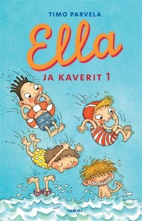 ELLA JA KAVERIT 1 paketoi kolme ensimmäistä Ella -kirjaa tuhdiksi lukuelämykseksi, joka on mukava tapa aloittaa Elloihin tutustuminen. Teos sisältää tarinat Ella ja kiristäjä, Ella teatterissa ja Ella luokkaretkellä.