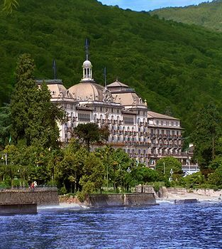 Grand Hotel Des Iles Borromees Stresa Italy Expedia Stresa Italy Grand Hotel Italy Travel