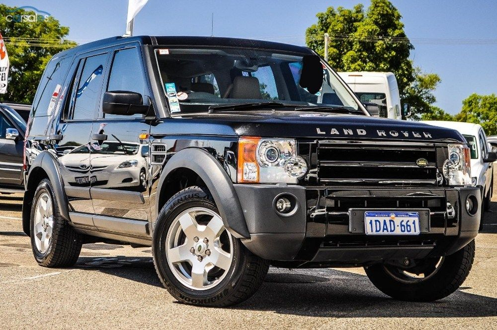2005 Land Rover Discovery 3 Se Sports Automatic Awesome Big Black