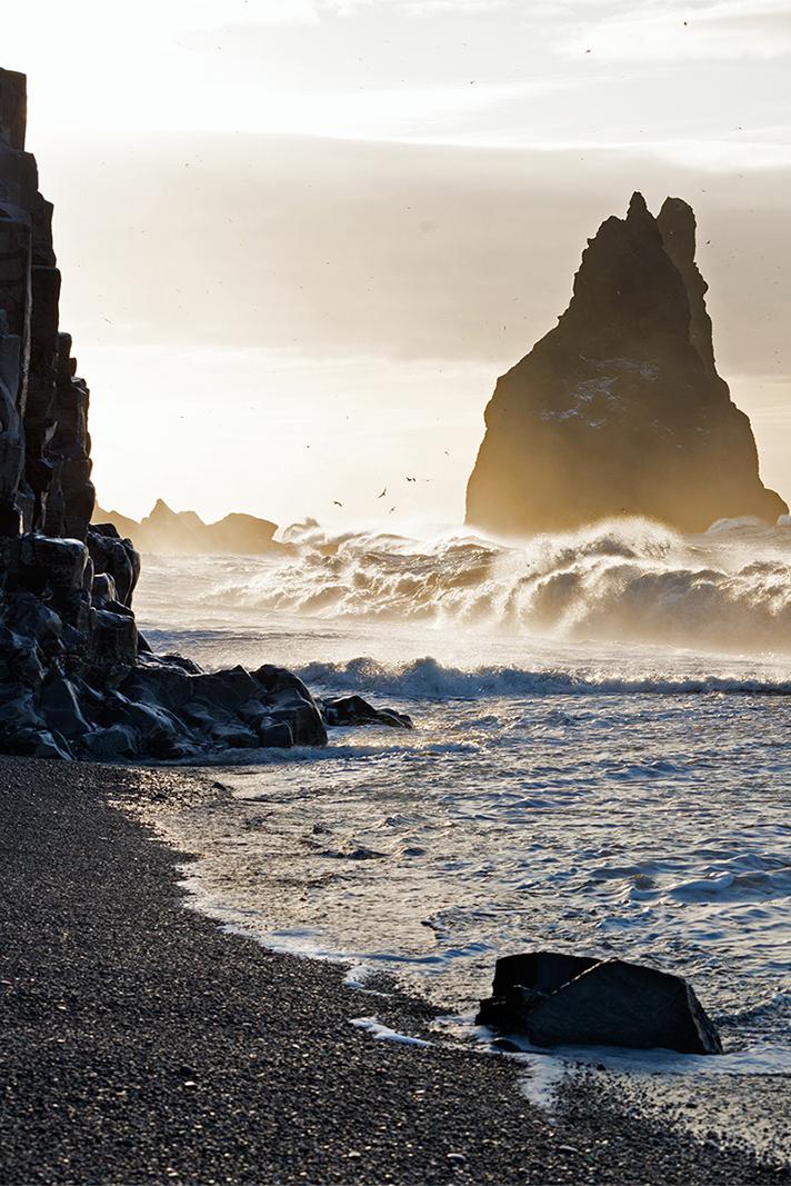 An Iceland Sunrise...