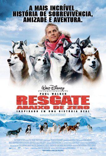 Resgate Abaixo De Zero Posters De Filmes Capas De Filmes
