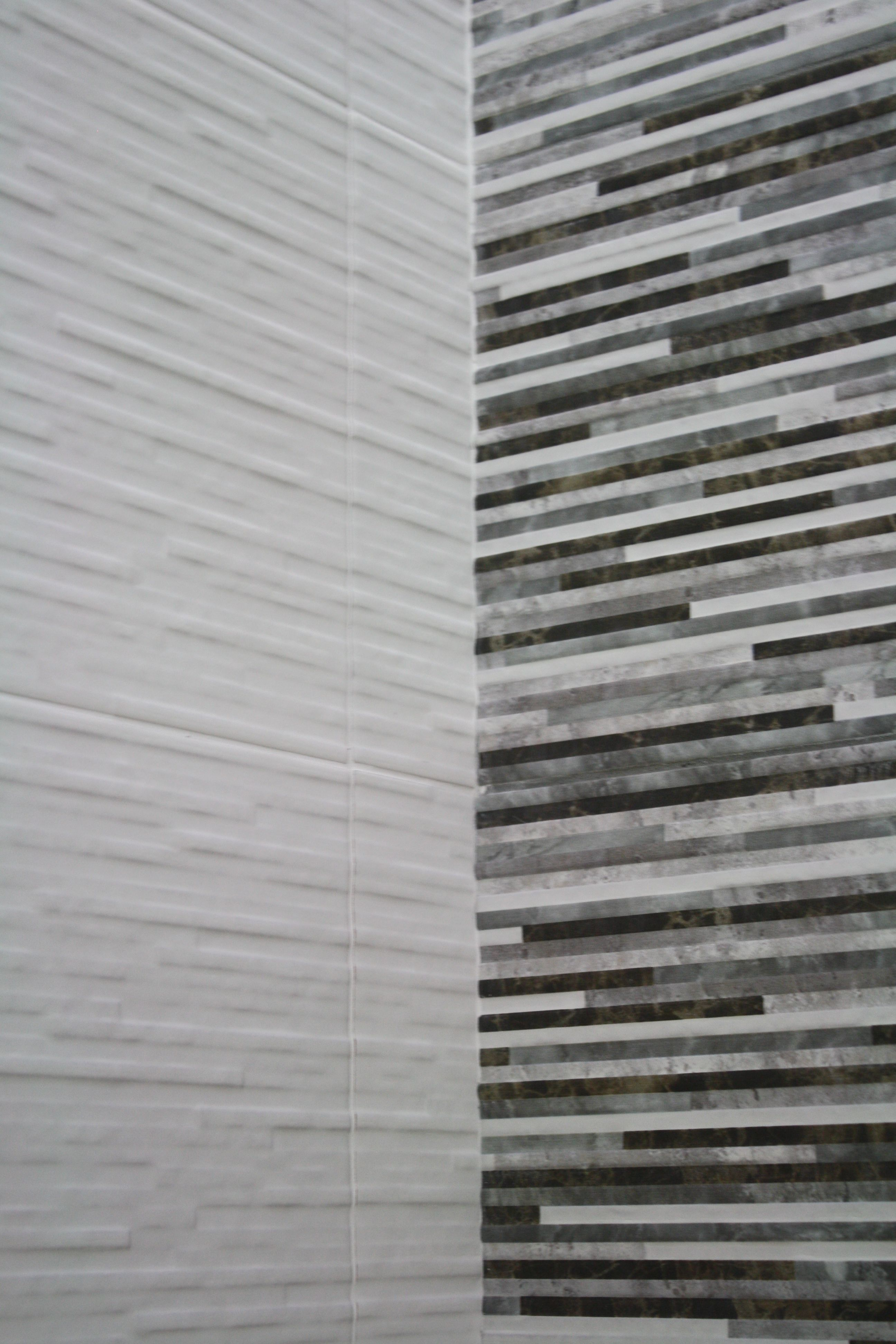 Discount Tile Depot display in York. Discount tile, Wall