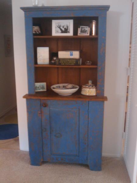 Small Kitchen Cabinet Hutch   Google Search