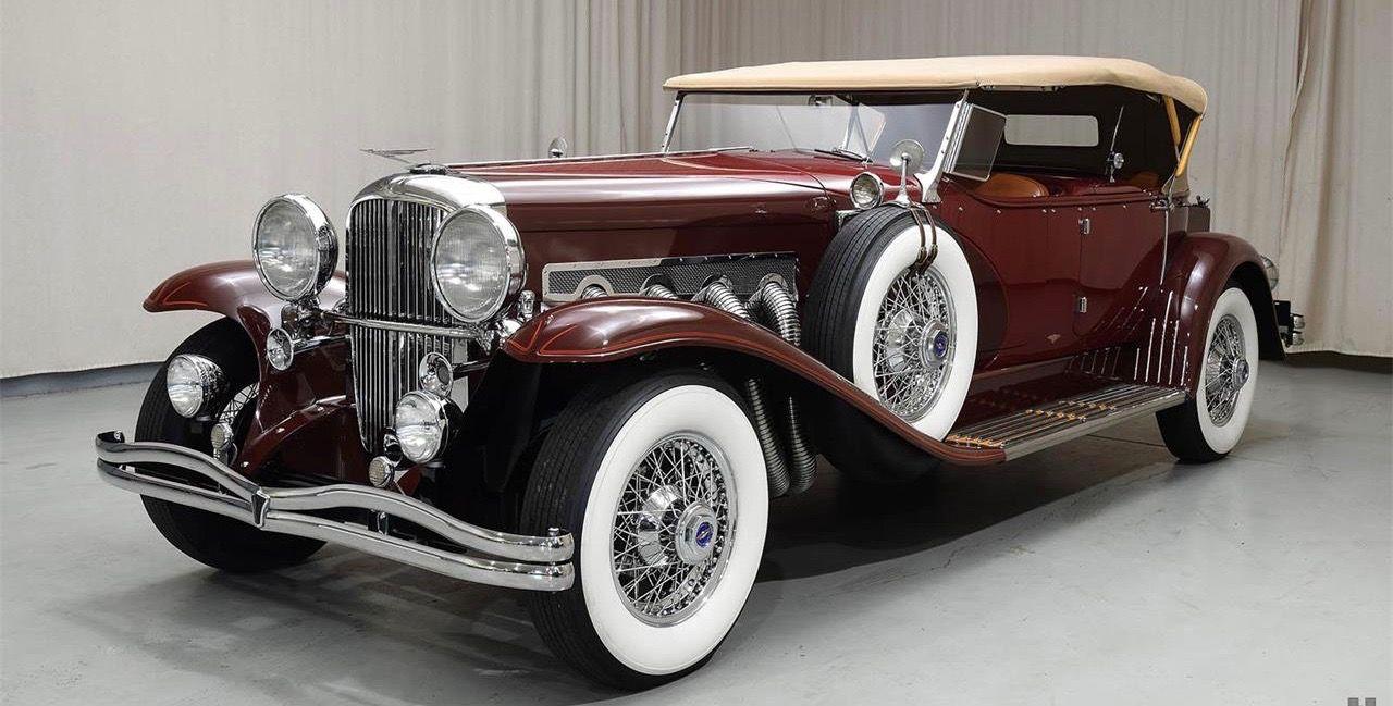 1982 Duesenberg Ii Buy Classic Cars American Classic Cars