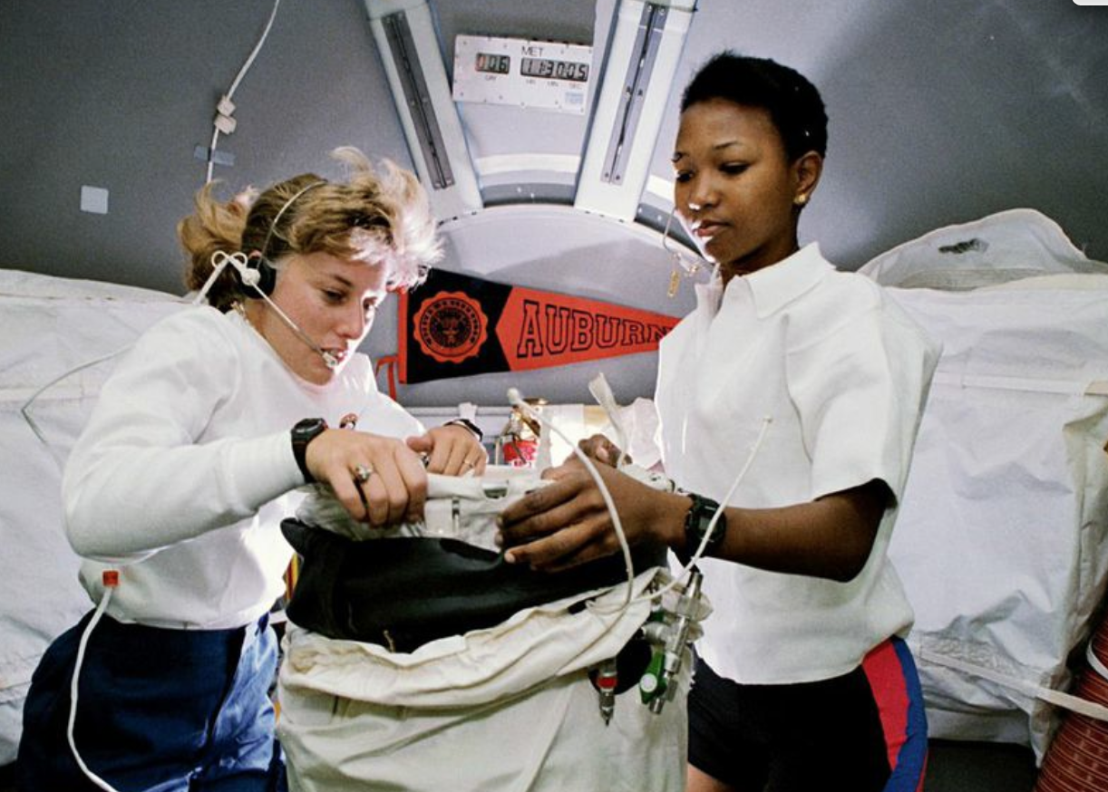 Image result for mae jemison as a baby Problem based