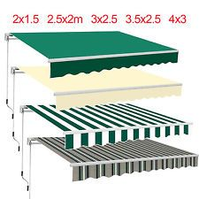 Garden Patio Awning Canopy Sun Shade Shelter Replacement Fabric Top Cover+Frill  sc 1 st  Pinterest & Garden Patio Awning Canopy Sun Shade Shelter Replacement Fabric ...
