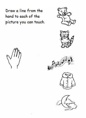 5 Senses Worksheet For Kids 8 Crafts And Worksheets For