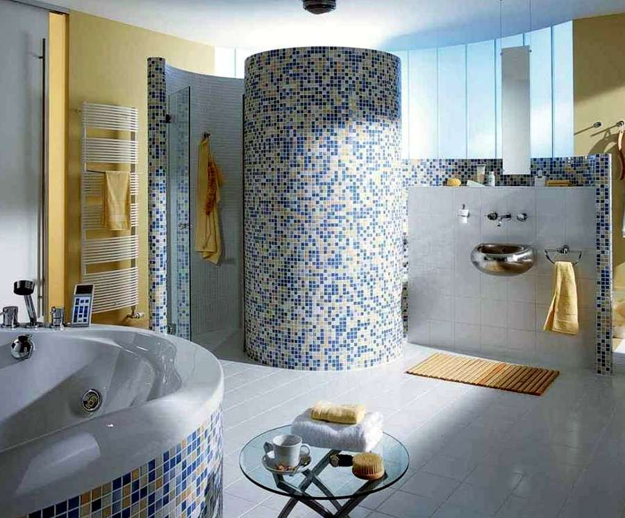 Rutschhemmende Badezimmer Fliesen