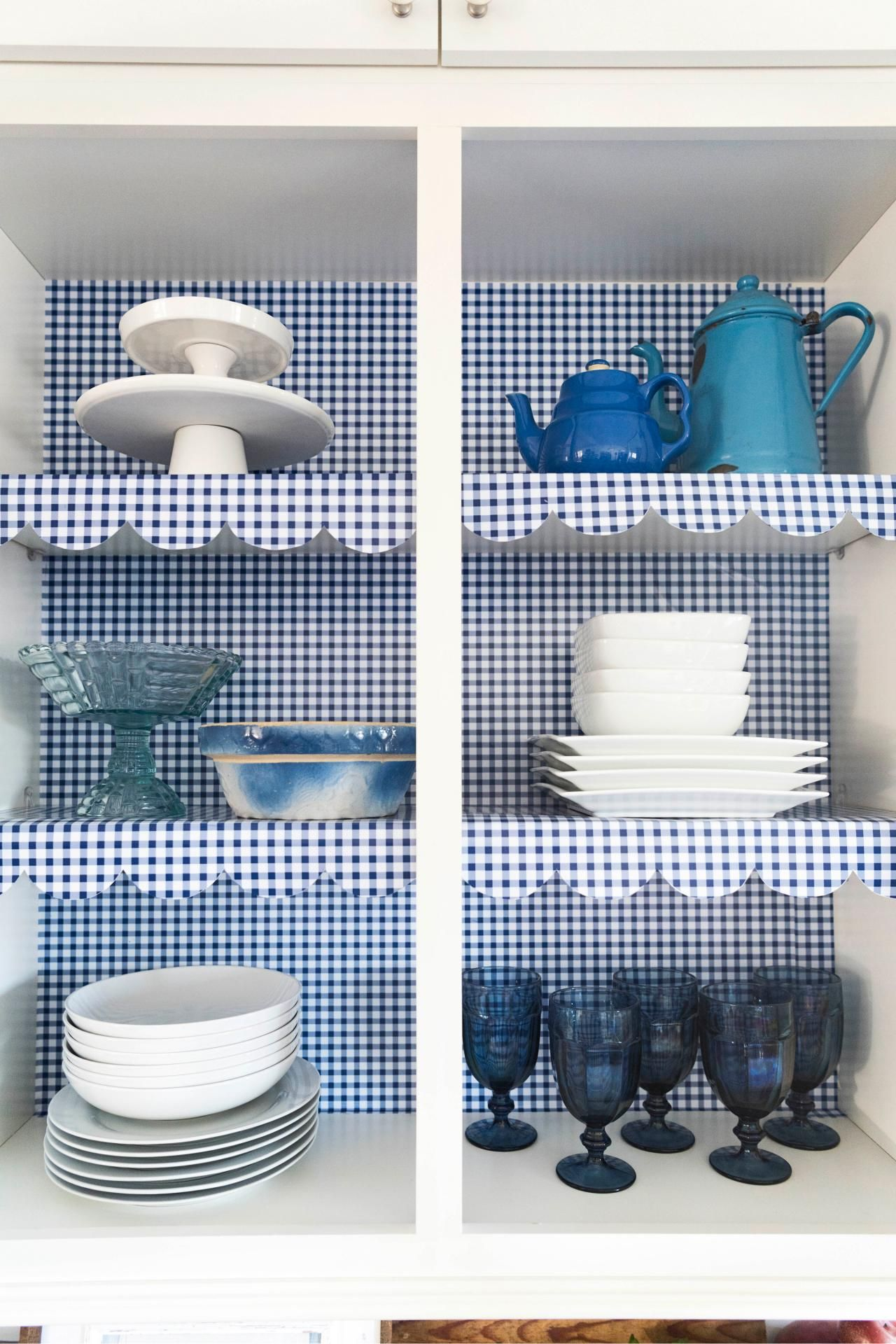 10 Kitchen Shelf Liner Ideas 2020 Looking Beautiful Kitchen Shelf Liner Shelf Liner Diy Decor Projects