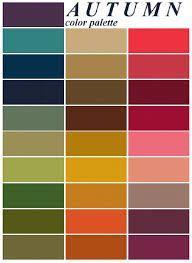 Autumn Color Me Beautiful Google Search