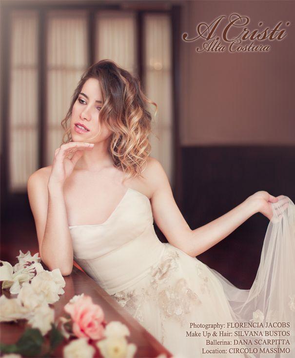 #AcristiAltaCostura #novia #boda #amor