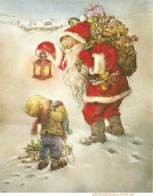 postales navidad | Lisi Martin | Pinterest | Postales navidad ...