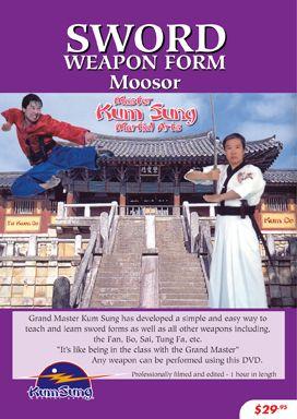 Taekwondo Sword Form