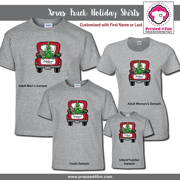 b415d029 Matching Christmas Shirts Christmas Truck Design | Holiday Gift | Family  Matching Shirts | Christmas Shirt | Christmas Truck | Holiday Shirt ...
