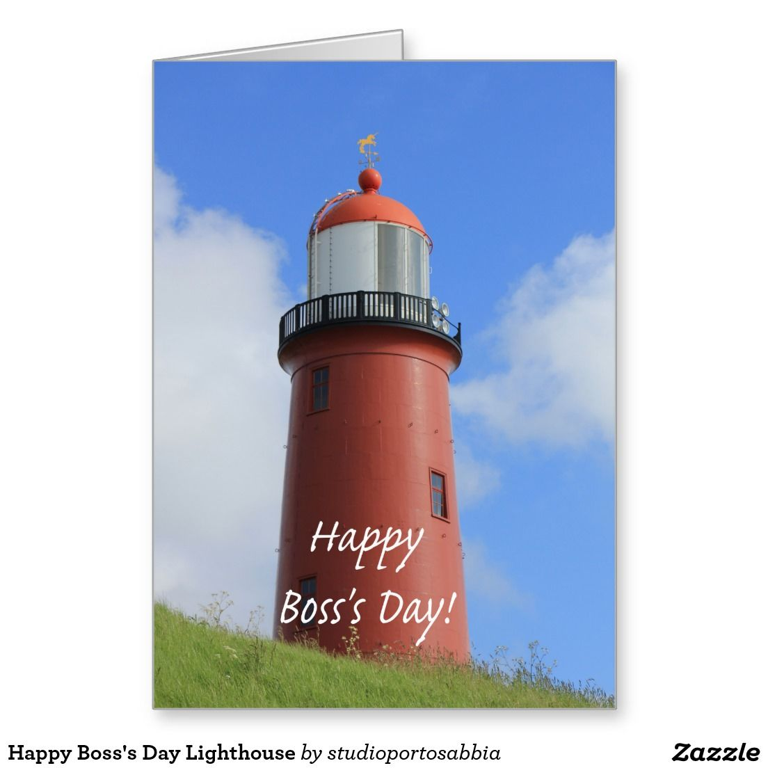 Happy bosss day lighthouse greeting card shared board for happy bosss day lighthouse greeting card kristyandbryce Choice Image