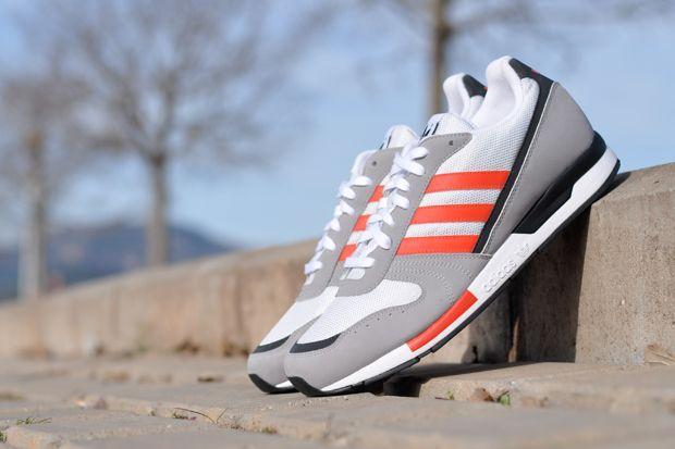 meet 82a78 8eb73 adidas Originals Marathon 88 Clear-GreyCore-Energy