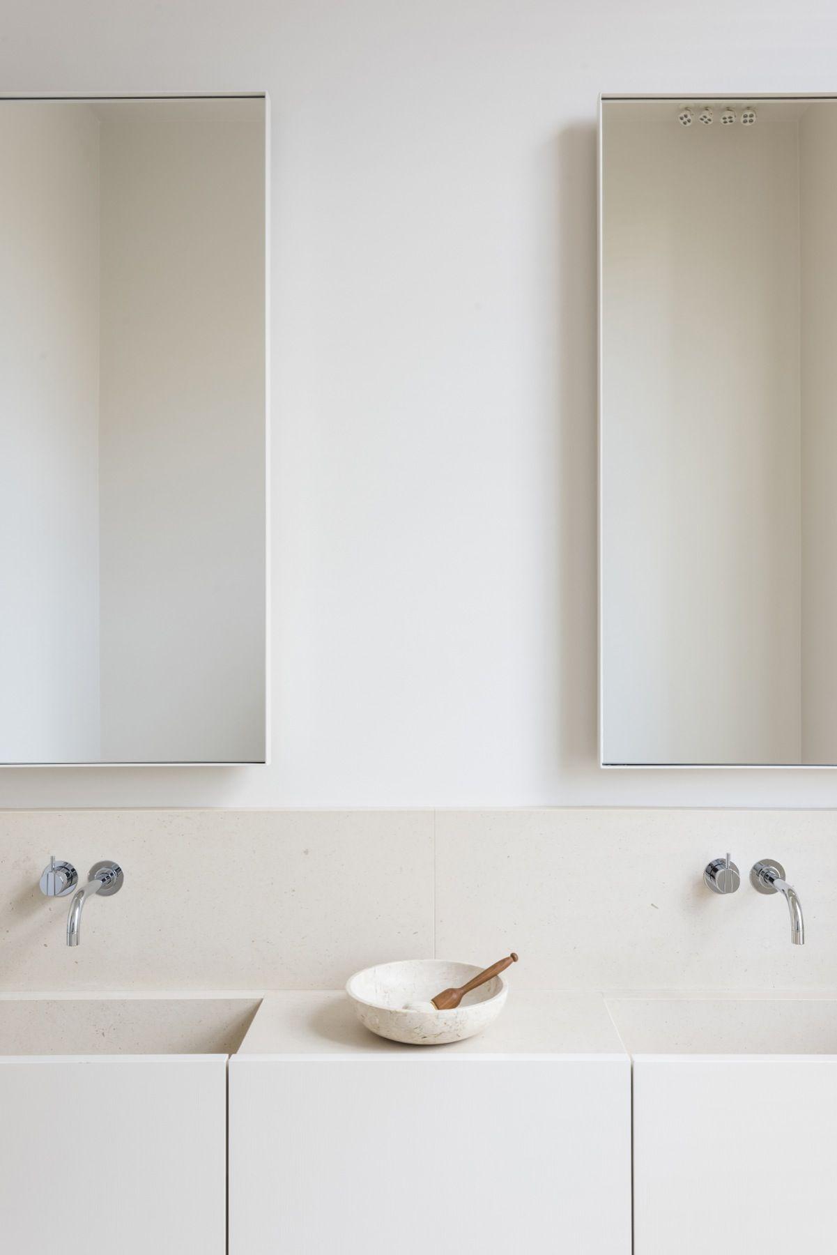 Bathroom by hans verstuyft architect interiors modern